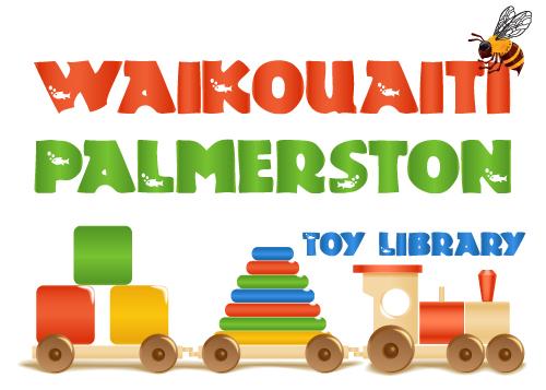 Waikouaiti-Palmerston Toy Library Logo