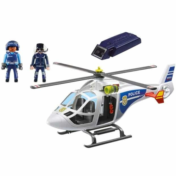 Playmobil Helicopter Set photo