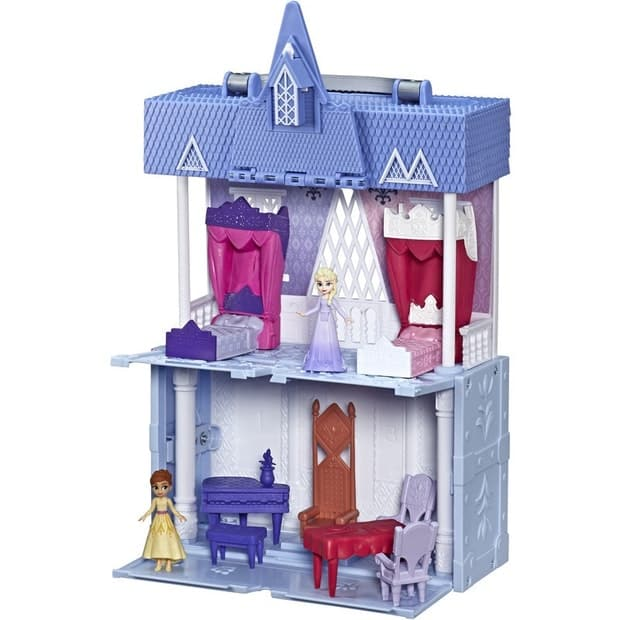 Frozen Castle set photo