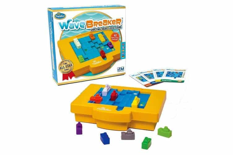 Wave Breaker Puzzle Game