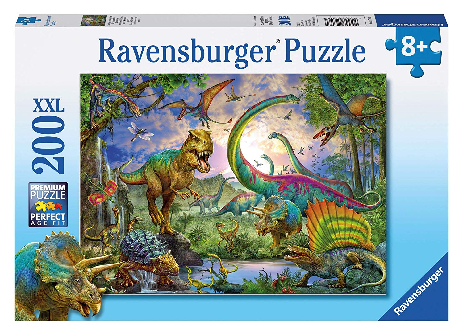 Dinosaur Ravensburger Puzzle photo
